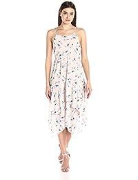 Women's Layered Maxi Dress