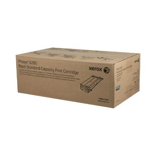 Xerox 106R01391 OEM Toner - Phaser(R) 6280 Black Toner(3000 Yield) OEM ()