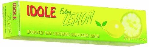 Idole Extra Lemon Skin Lightening Complexion Cream 1.76 oz.