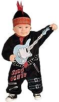 Forum Novelties Baby Boy's Lil Rock Star Punk Baby Boy Costume