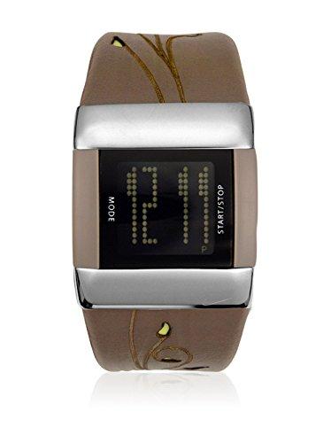 Nike Reloj analogico para Nios de Cuarzo con Correa en Caucho WC0026036: Amazon.es: Relojes