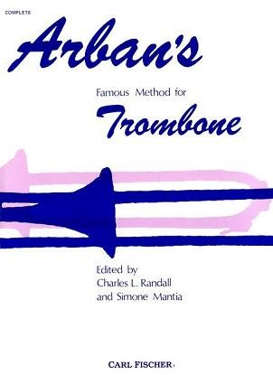(Arban's Famous Method for Trombone)