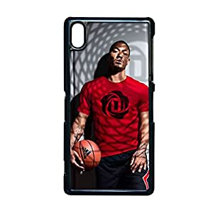 Generic Printing Derrick Rose For Xperia Z2 Kawaii Back Phone Case Choose Design 1