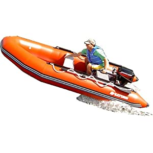 Top 10 Best Inflatable Fishing Boat and Kayak in 2019 Reviews