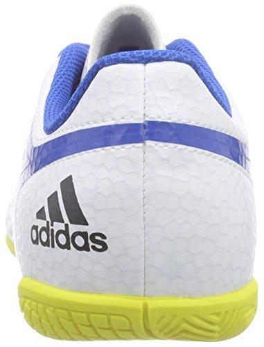 adidas Messi 15.4 In J - Botas Para Niño Blanco / Azul / Negro