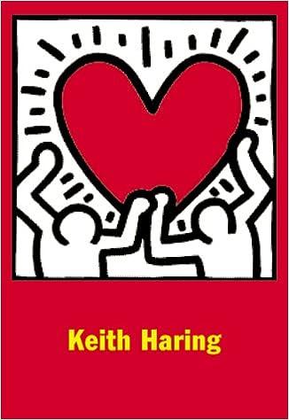 Keith Haring Postcard Book