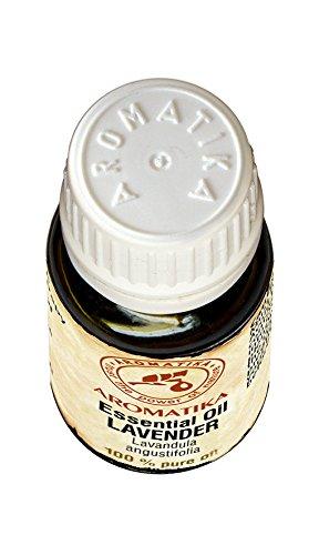 Lavanda aceite 100% naturreines aceite esencial 10 ml 0,33 oz, pura & natural Lavanda, lavandula. Spica, Bulgaria de mejor para Buen Dormir/estrés ...