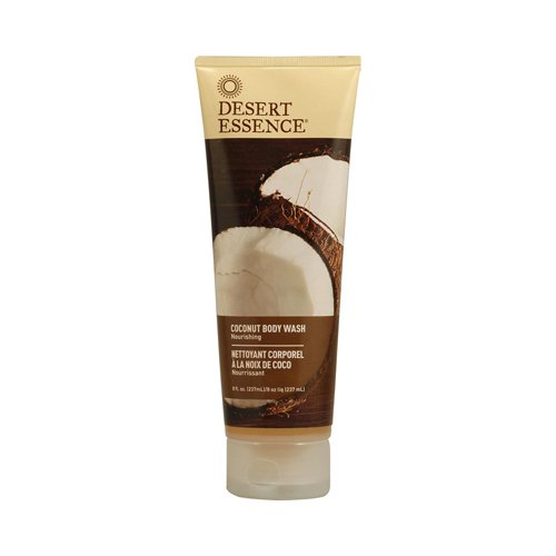 Cheap Desert Essence Body Wash Coconut