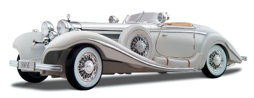 Maisto 1:18 Scale 1936 M-B 500 K Type Specialroadster for sale  Delivered anywhere in USA