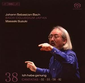 Bach: Cantatas, Vol. 38