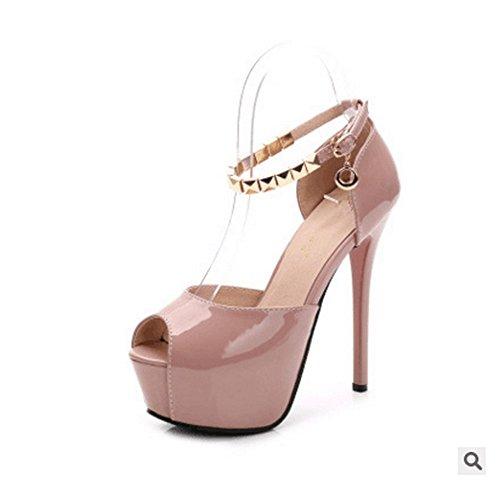 Boho Mujer Sandalias Sandalias Planas Verano BAJIAN heelsWomen bajo Alta LI tal el wxqnZTR
