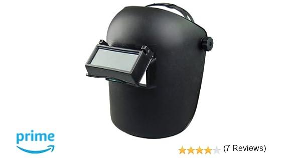 Scan PPEWELFL - Casco de seguridad para soldar (lente 11 Din abatible): Amazon.es: Industria, empresas y ciencia