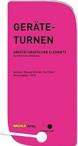 Geräteturnen - Geräteturnfächer Elements: Kernformen anwenden (Fächer...
