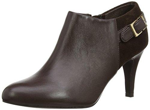 LotusMist - Botas mujer marrón - marrón