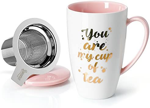 Sweese 2110 Porcelain Tea Infuser product image
