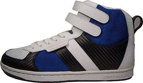 Creative Recreation dicoco MID V cr3919Blanco de Negro de color azul tamaño 42/Us 9/UK 8/27cm