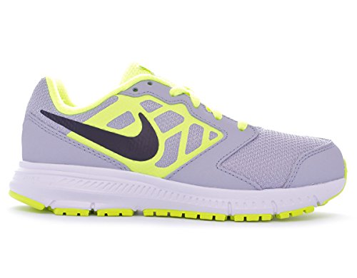 Shoes 6 Downshiffter grey Kids' Multisport yellow Nike Indoor black Unisex Gs Ps 84wadgq5