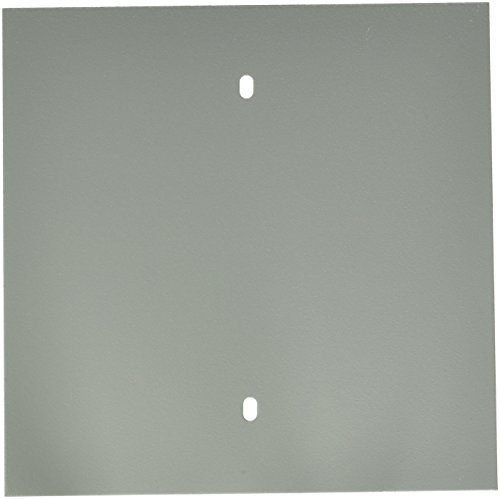 Wiegmann SCF0606 Painted Steel Flush Mount Cover Only for SC-Series Enclosures, 8