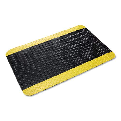 CWNCD0035YB - Crown Mats Industrial Deck Plate Anti-fatigue ()