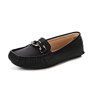Hawkwell Women's Comfort Slip-on Loafer Driving Shoes