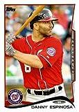 2014 Topps #455 Danny Espinosa - Washington Nationals (Baseball Cards)