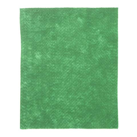 Darice Create a Lush Environment with This Kunin Premium Felt Sheet. Populate it with Tiny Plastic Trees to Complete The Look of Your Dollhouse or Train Set.