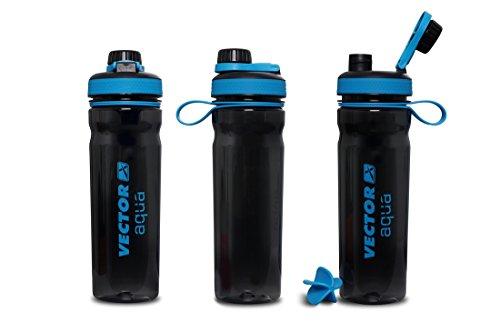 Vector X Aqua Shaker (Black-Blue)