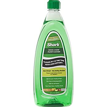 Amazon Com Shark Wood And Hard Floor Cleanser Concentrate
