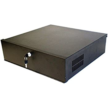 ac lock box. smart security club dvr lock-box, 18 x 5 inch, fan ac lock box
