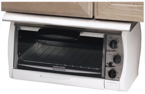 Black & Decker Toast-R-Oven Mounting Hood (Under Mount Toaster Oven compare prices)