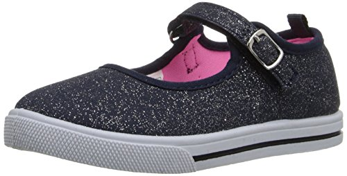 OshKosh B'Gosh Lola Casual Mary Jane (Toddler/Little Kid), Navy, 8 M US Toddler -