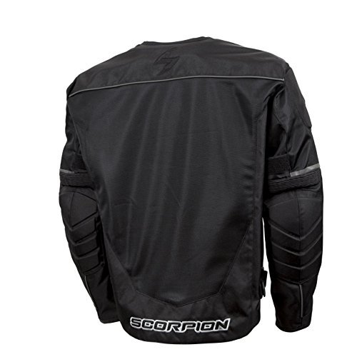 Scorpion Eddy Men's Motorcycle Jacket - Black X-large