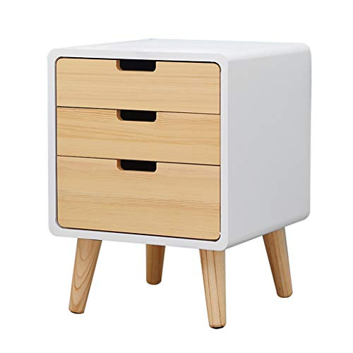 Amazon Com Nightstands Bedroom Furniture Locker Bedside Table