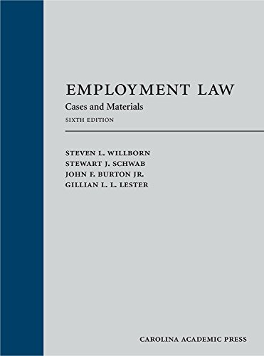 M Law: Cases and Materials, Sixth Edition