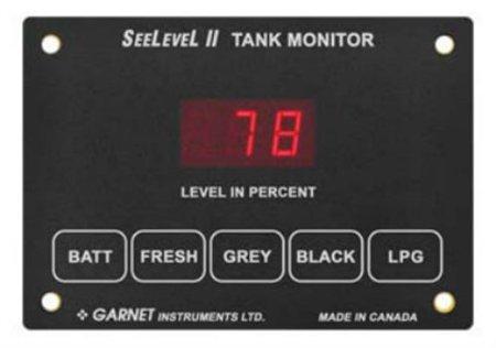 Garnet 709 SeeLevel II Tank Monitoring System