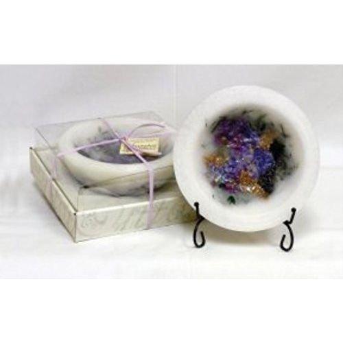 Blossom Vessel - Habersham Wax Pottery Vessel - Lilac Blossom
