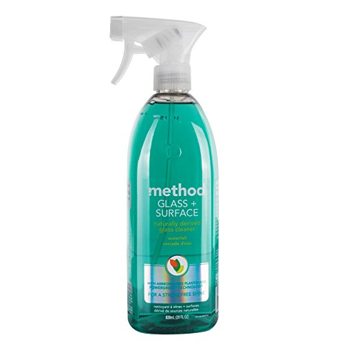 Method Natural Glass + Surface Cleaner - Waterfall - 28 (November Glass)
