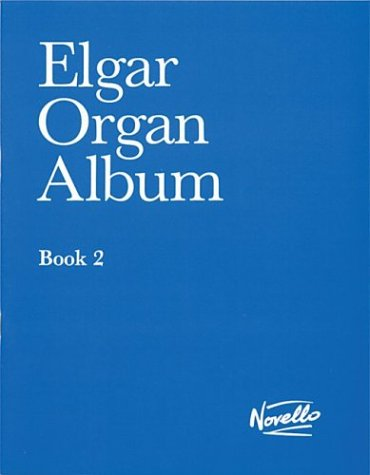 Download Elgar: Organ Album Book 2 ebook