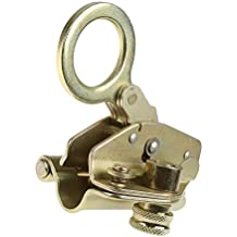 """Fall Protection 1/2"""" - 5/8"""" Rope Grab Ascender Rigger Rock Climbing Tree Arborist Mountaineering Gear"""