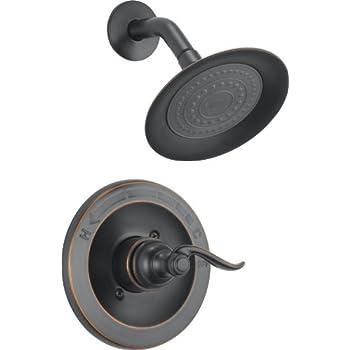 Delta Faucet BT14296-OB Windemere Monitor 14 Series Shower Trim, Oil Rubbed Bronze