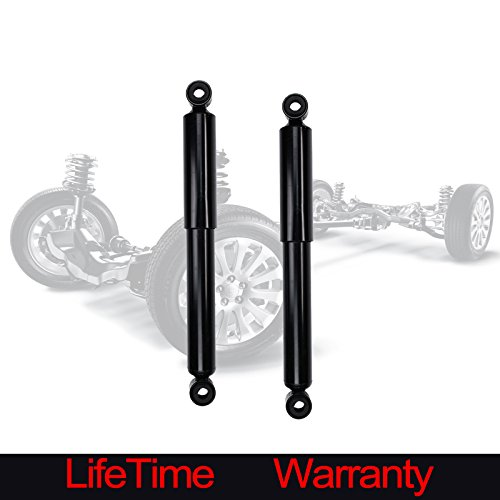 Alxiang 2pcs Rear Right+Left Side Gas Strut Shock For 95-04 Toyota Tacoma Excludes Pre-Runner Model Truck Without Coil Springs (Truck Parts Prerunner)