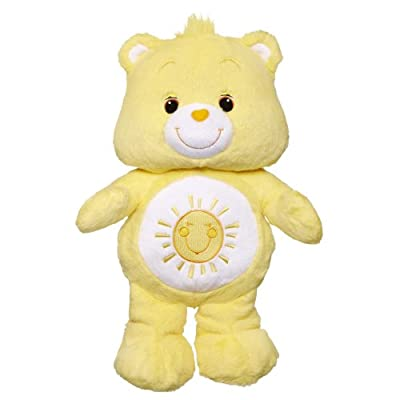 Care Bears Funshine Bear Toy with DVD