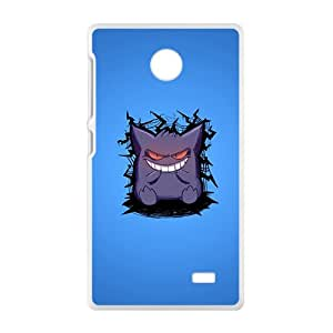 Cute Monster Phone Case for Nokia Lumia X