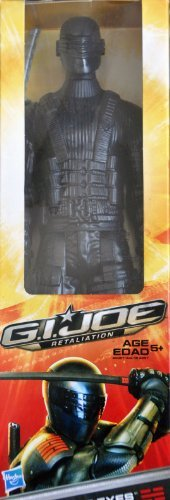 GI Joe Retaliation -- Snake Eyes 12 Action Figure by G. I. Joe