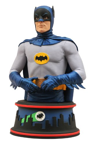 Batman Classic 1966 TV Series Resin Batman Bust ()
