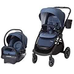 Families love the Adorra 5-in-1 Modular Travel System featuring the Mico Max 30 infant car seat! It has the supreme comfort you want to provide your child and all the features you've come to expect from a premium Maxi-Cosi product.Superior Sa...