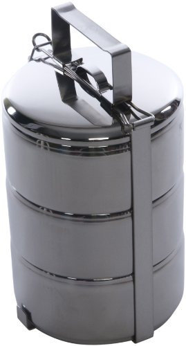 Zebra Stainless Steel Food Carrier (10 cm)