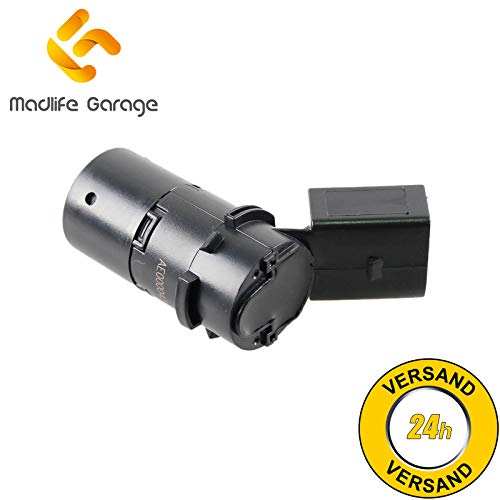 Madlife Garage Parking Aid Ultrasonic Parking Sensor: Amazon.co.uk: Electronics