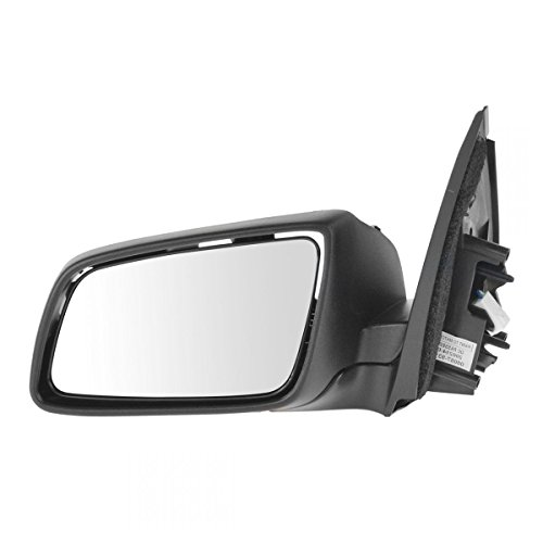 Mirror Power LH Left Driver Side for Chevy Caprice Pontiac G8 (Chevy Chevrolet Caprice Mirror)