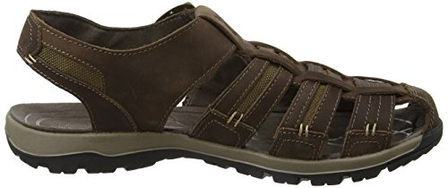Karrimor Fisherman Brown Uk 11, Scarpe da Arrampicata Uomo, Marrone (Brown), 45 EU